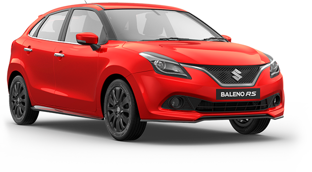 Nexa Baleno RS Car