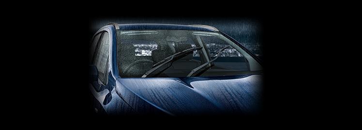S-Cross Rain Sensing Auto Wipers