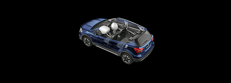 S-Cross Safety Front Airbags